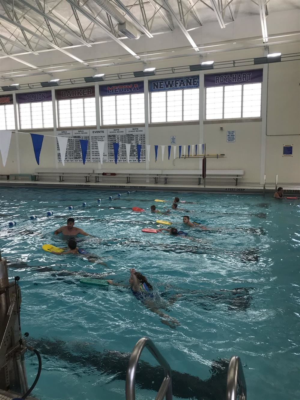 Community Aquatic Programs