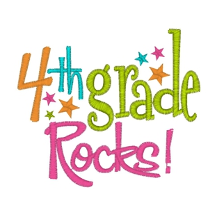 Image result for Fourth grade rocks